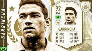 WORTH THE COINS?! 92 GARRINCHA PLAYER REVIEW! FIFA 20 Ultimate Team