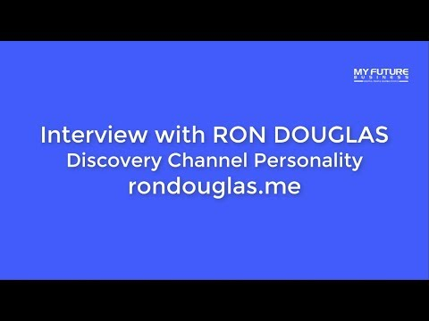 Ron Douglas Interview - Discovery Channel - Blue Collar Backers