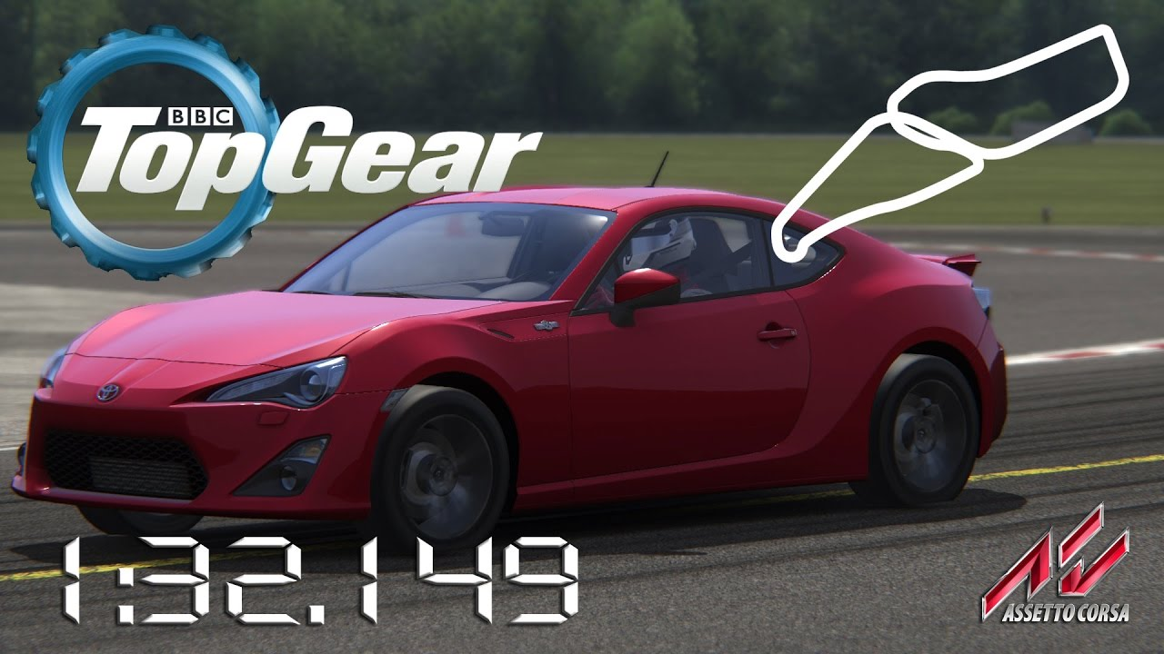 Top gear toyota 86 review