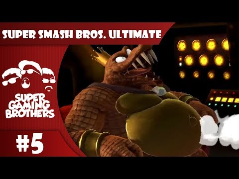 SGB Play: Super Smash Bros. Ultimate - Part 5 thumbnail