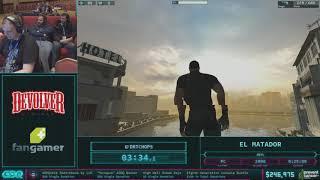 El Matador by DrTChops in 23:02 - AGDQ 2018 - Part 39