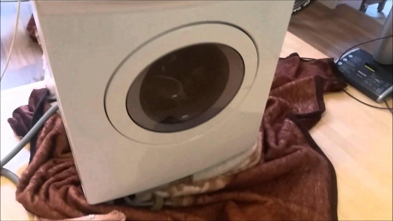 waschmaschine mit stein schleudern schl ssel sheriff youtube. Black Bedroom Furniture Sets. Home Design Ideas