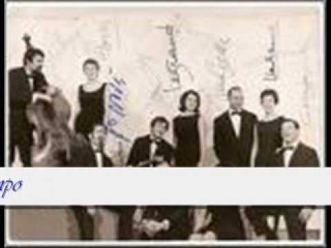 swingle singer -mozart sonata n° 15 k 545
