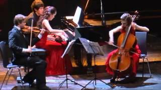 Schubert - Notturno (Trio Nocturne) - Phoenix Trio
