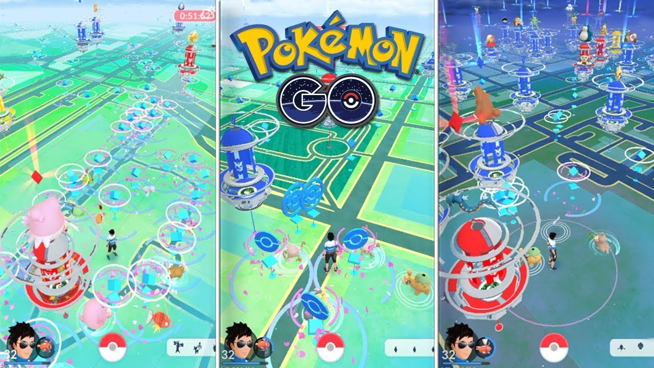 Top Los Mejores Lugares Para Subir De Nivel Community Day Y Hacer Incursiones En Pokemon Go