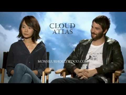Jim Sturgess Doona Bae interview by Monsieur Hollywood ...