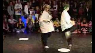 Rytm Ulicy 2008 - Pitzo i Olela - finał duety