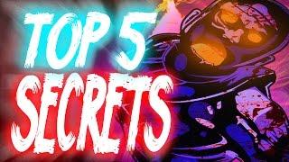 """""""Top 5"""" """"Nacht Der Untoten Secrets""""/""""Nacht Der Untoten Fun Facts""""  """"CoD Zombies"""" """"Nacht der Untoten"""""""