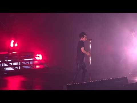Panic! At the Disco - Victorious (Live in Allen Texas, Allen Event Center March 31, 2017)