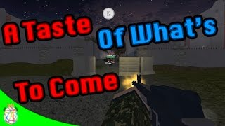 Roblox Armed Conflict - A Taste of What's to Come!