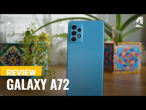 Samsung Galaxy A72 full review