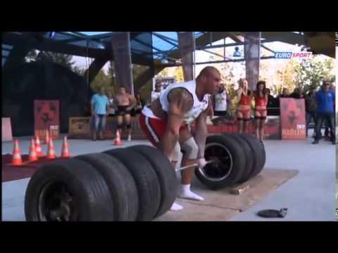 Mateusz Baron rekord świata mc 445 kg na Giant Live Kartuzy 2012