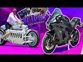 Estas podría ser la moto más rápida de el mundo* 😈😍la moto super velos