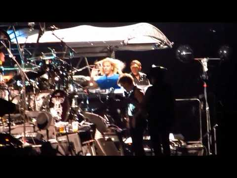 Bon Jovi Live In Istanbul Turkey 2011 - Livin' On A Prayer & Always HD