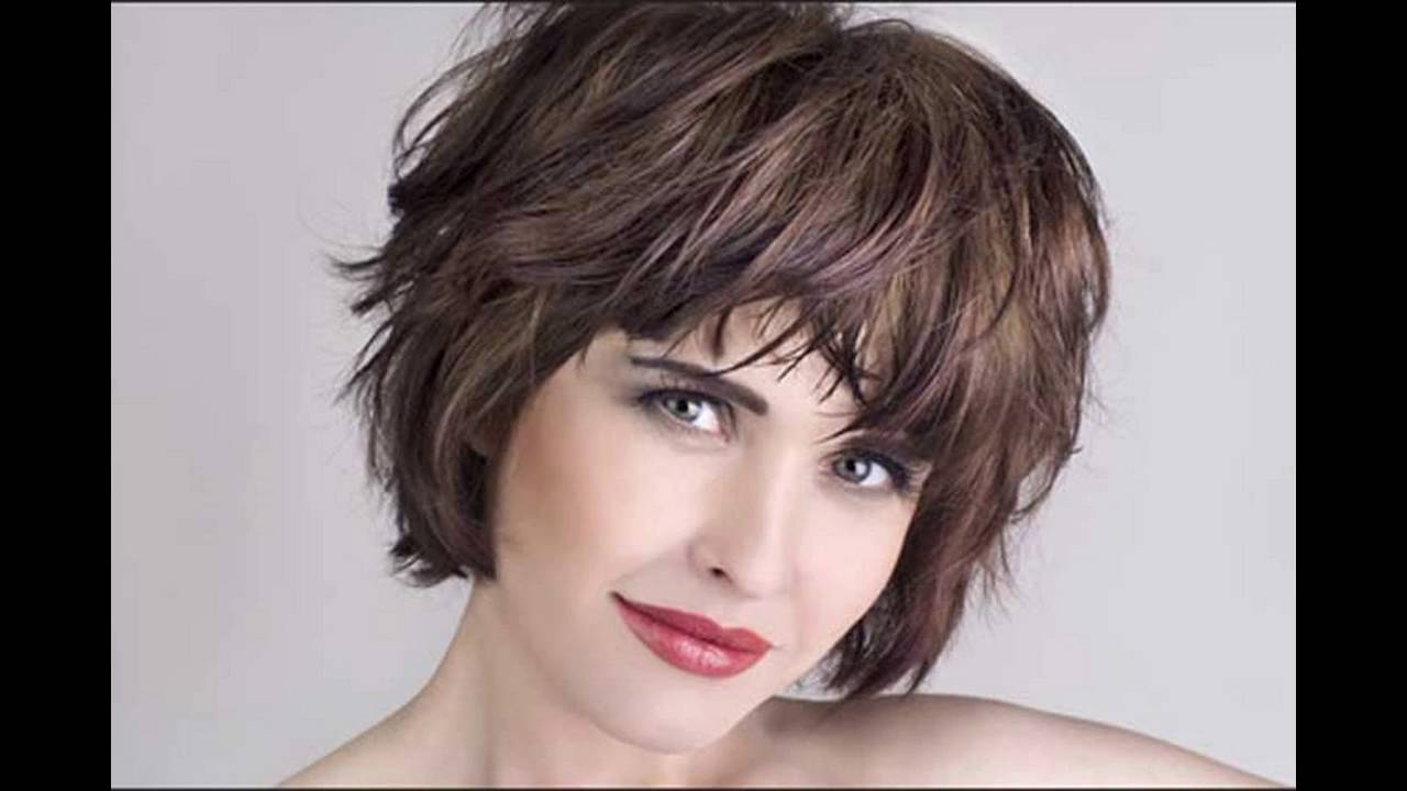 Frisuren Fur Dickes Haar Frauen Youtube