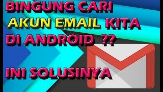Download cara melihat akun email kita di hp android Mp3 and Videos