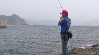 夏の釣りなのに、サイズは秋イカ。今は秋? ユニチカフィッシングランド:https://www.unitika.co.jp/fishing/