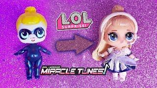 La Fake LOL Surprise diventa EMILY delle MIRACLE TUNES 🎵 [Trasformazione LOL]