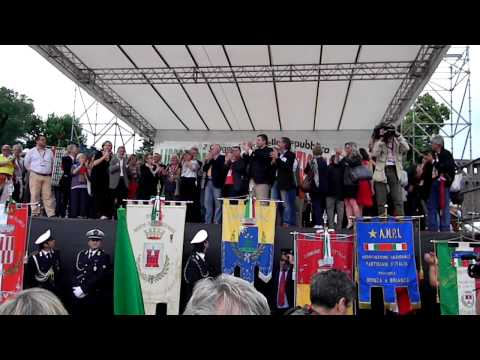 2 Giugno, Festa Della Repubblica. Festa dell'Uguaglianza. Intervento di Susanna Camusso a Milano