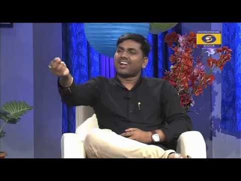 SUBRAT SWAIN Lyricist ଗୀତିକାର  in Hello Odisha