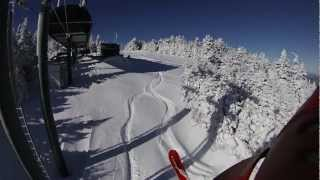 Sugarbush, VT - Powder Skiing