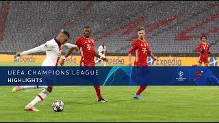 UEFA Champions League | QF | 1st Leg | Bayern Munich v Paris Saint-Germain | Highlights