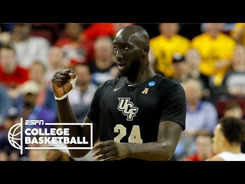 What is Tacko Fall's NBA potential? | College GameDay thumbnail