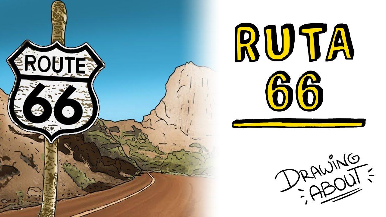RUTA 66 | Draw My Life