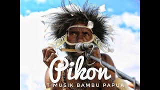 Pikon, Alat Musik Tradisional Papua - Stafaband