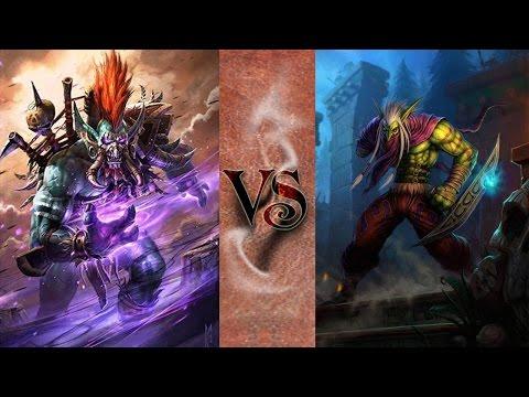 WoW Versus #1 - Vol