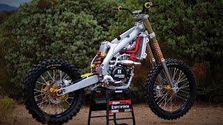 Dirt Bike Build - getting closer