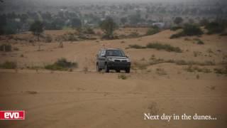 Tata Safari - Rajasthan