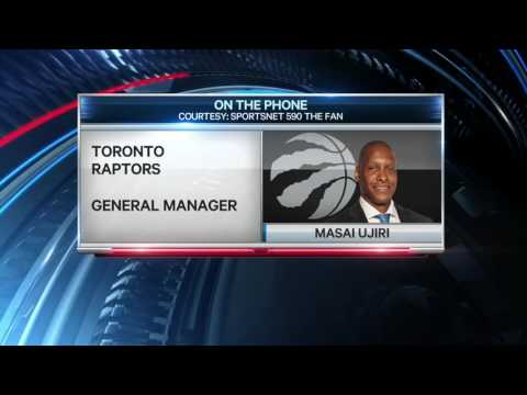 Ujiri: We're a unique global team and want to embrace it