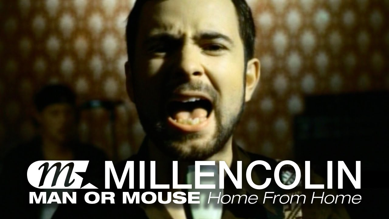 Millencolin - Man Or Mouse #1