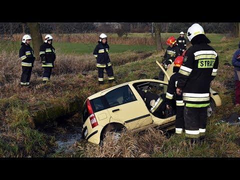 Wypadek - Charbice Dolne