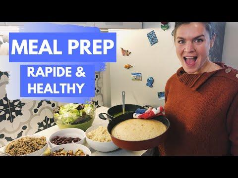 meal-prep-de-la-semaine---rapide-&-healthy-!-(1h30)