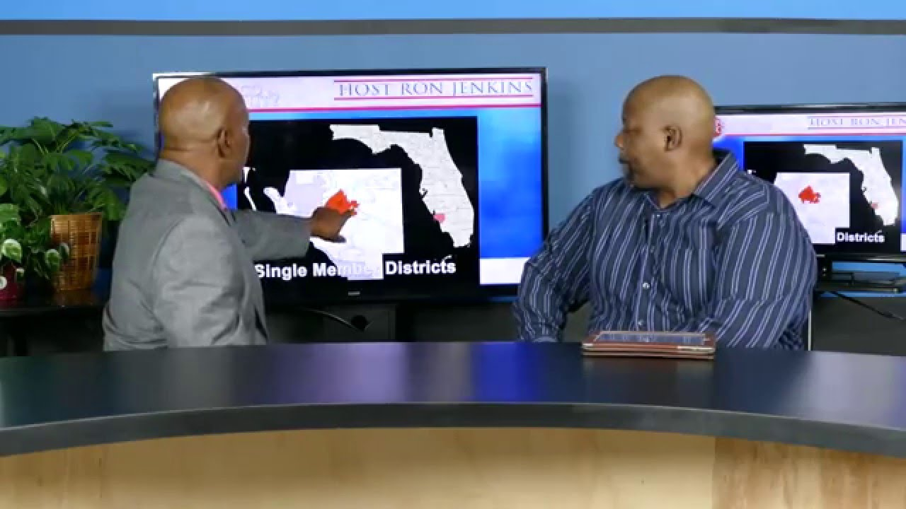 [12-9-2015] CTV Politico & Community - Guest Brother James Muwakkil, President or Lee County NACCP