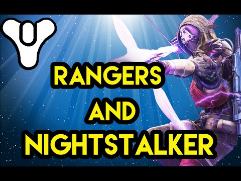 Destiny Lore Takanome Rangers and Nightstalker | Myelin Games