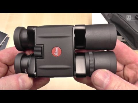 Unpacking a leica trinovid 10x25 bca youtube