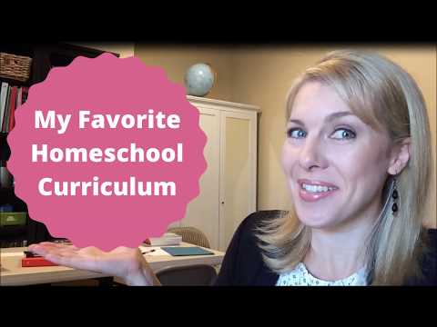 My Favorite Homeschool Curriculum