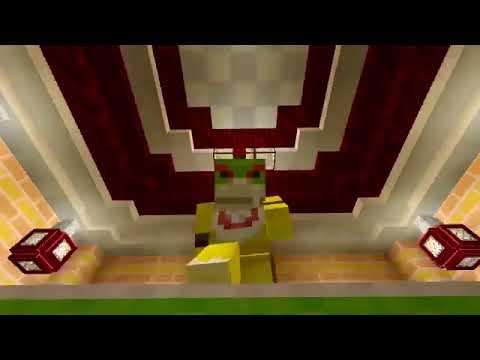PLANE CRASH TO MOANA ISLAND Nintendo Fun House Minecraft Swit - Minecraft moderne hauser plane