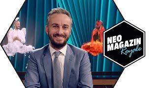 Wie Jan Böhmermann einmal die Demokratie rettete | NEO MAGAZIN ROYALE - ZDFneo