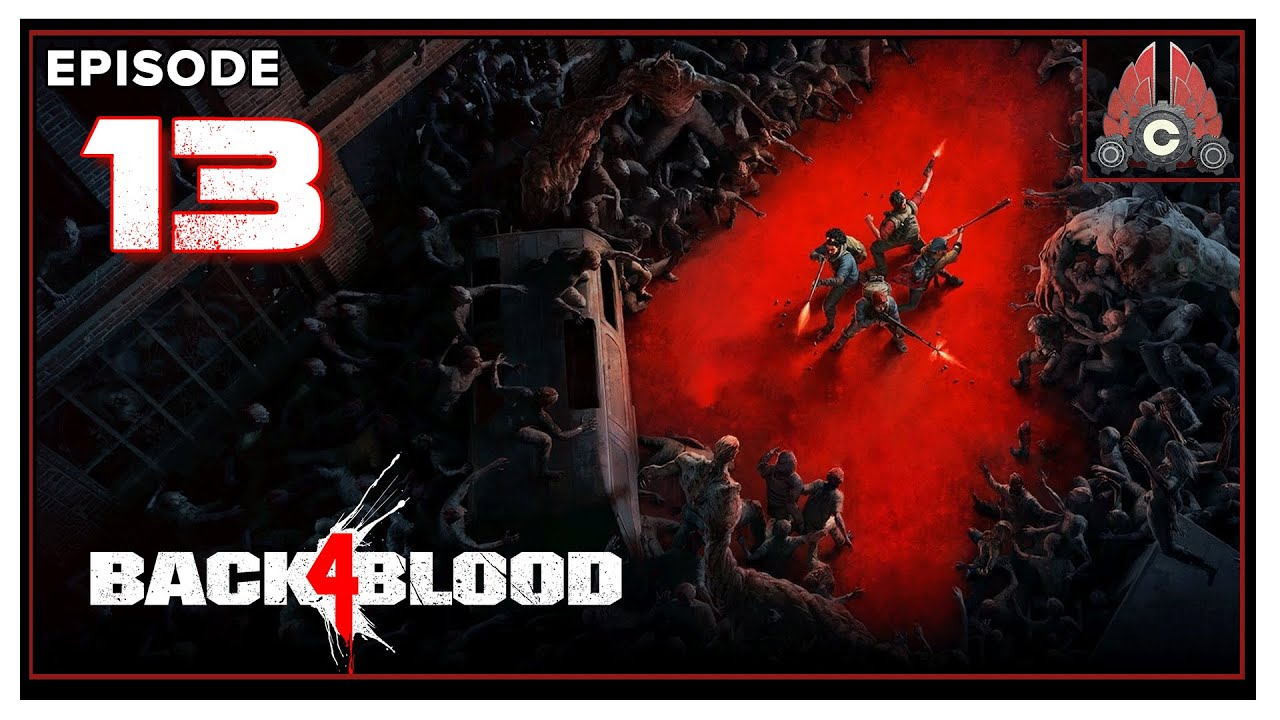 CohhCarnage Plays Back 4 Blood Full Release - Episode 13