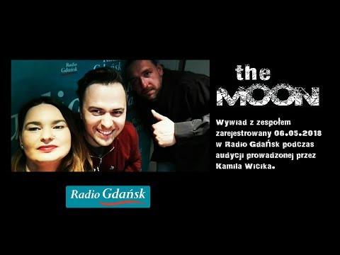 The Moon - Wywiad w Radio Gdańsk