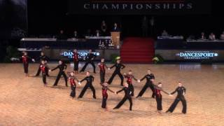 BYU Youth Dancesport