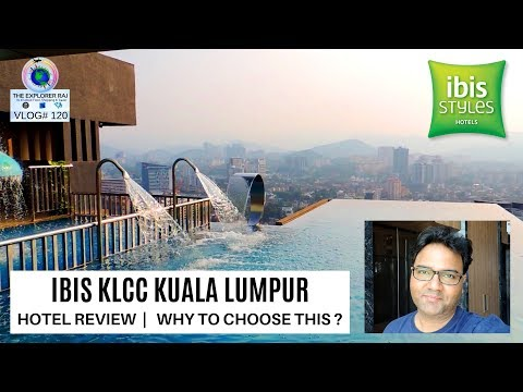 HOTEL IBIS KLCC KUALA LUMPUR | HOTEL REVIEW AND ROOM TOUR