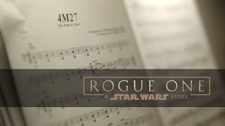 "Rogue One: A Star Wars Story ""Scoring Highlights"""