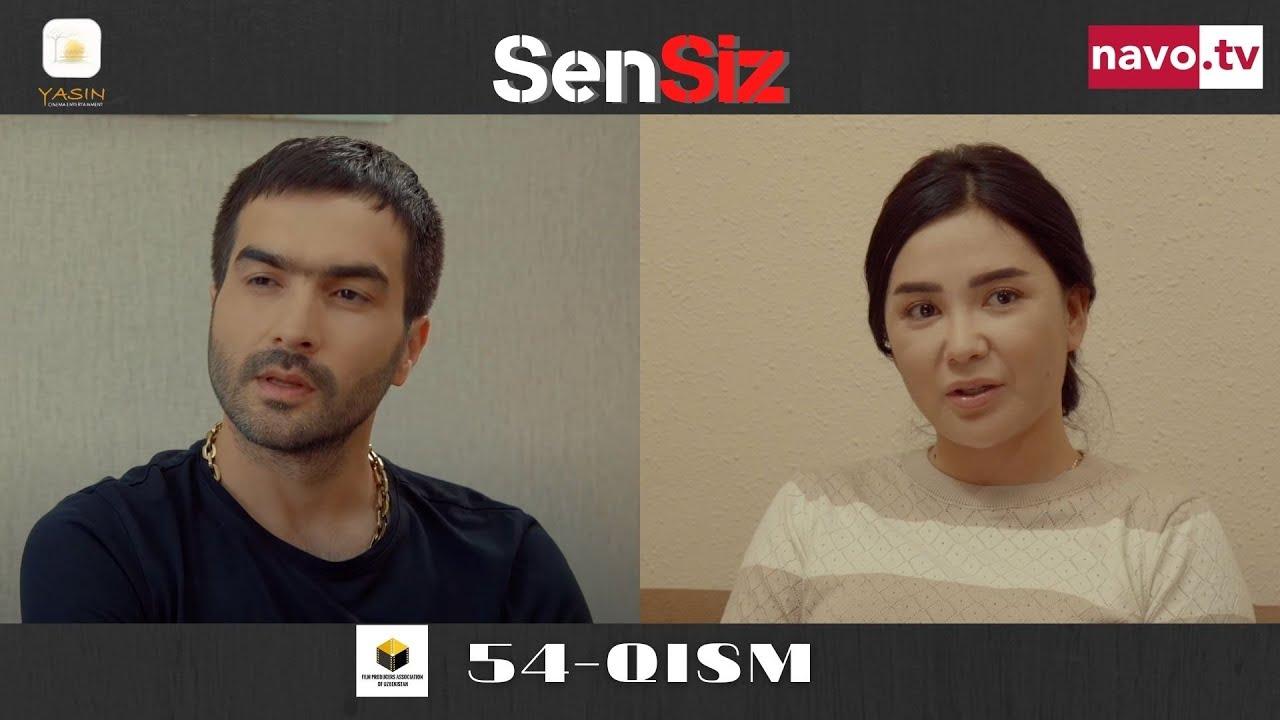 Download Sensiz (o'zbek serial) 54-qism | Сенсиз (ўзбек сериал) 54-қисм