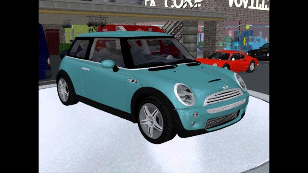 Sims  S Cars