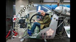A week in Tokyo, Japan November 2012 #PresentingJapan